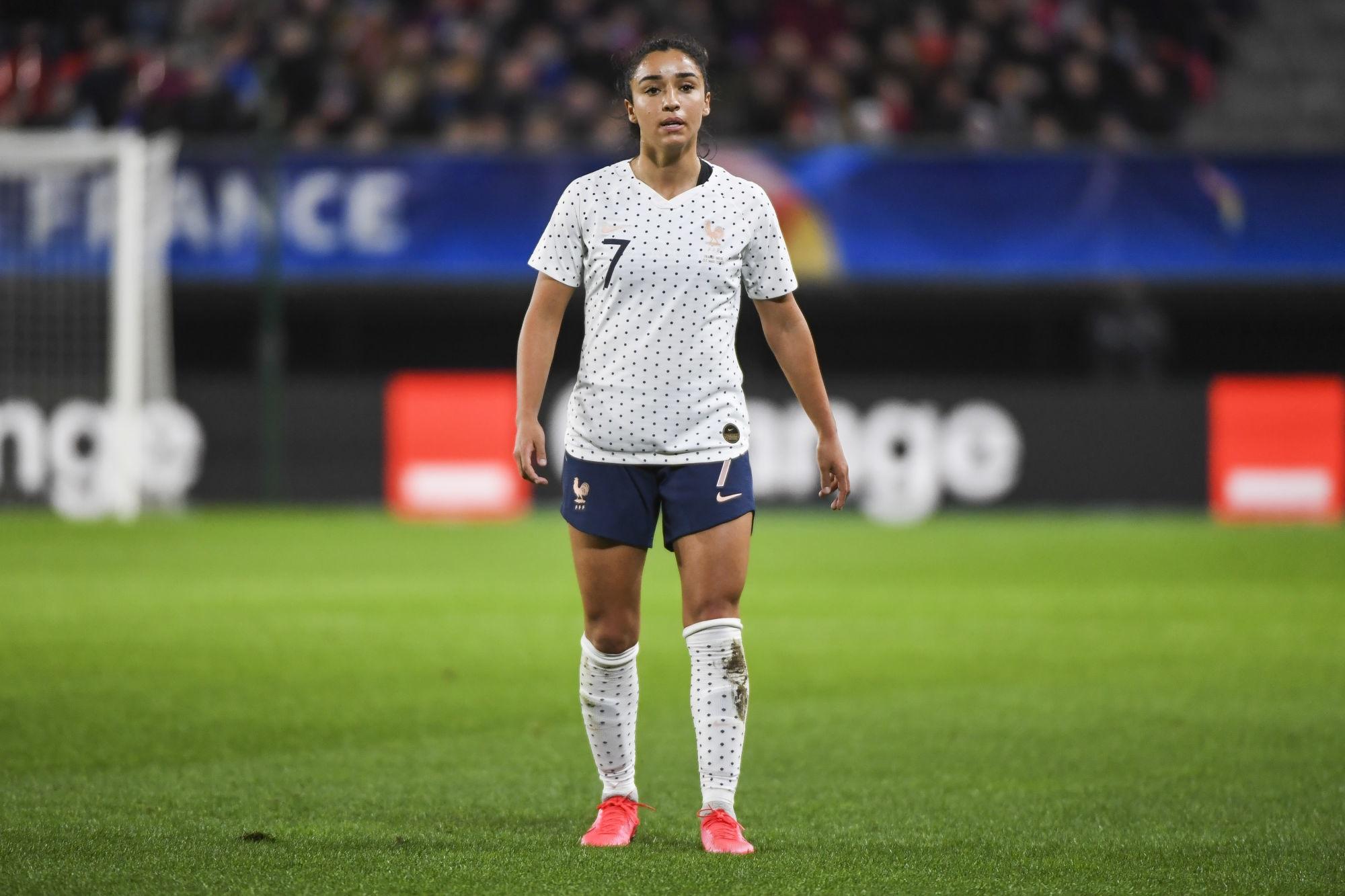 Mercato - Sakina Karchaoui est très proche du PSG, annonce RMC Sport