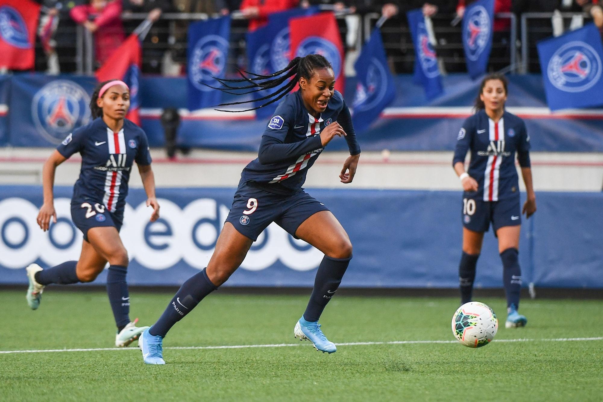 """Katoto se réjouit de voir Diani rester et évoque une ambition claire au PSG """"gagner des titres"""""""