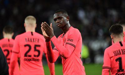 Officiel - Kouassi a quitté le PSG pour signer au Bayern Munich