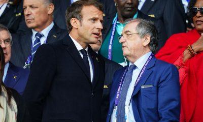 Après avoir rencontré Emmanuel Macron, Le Graët croit au retour du football avec des supporters