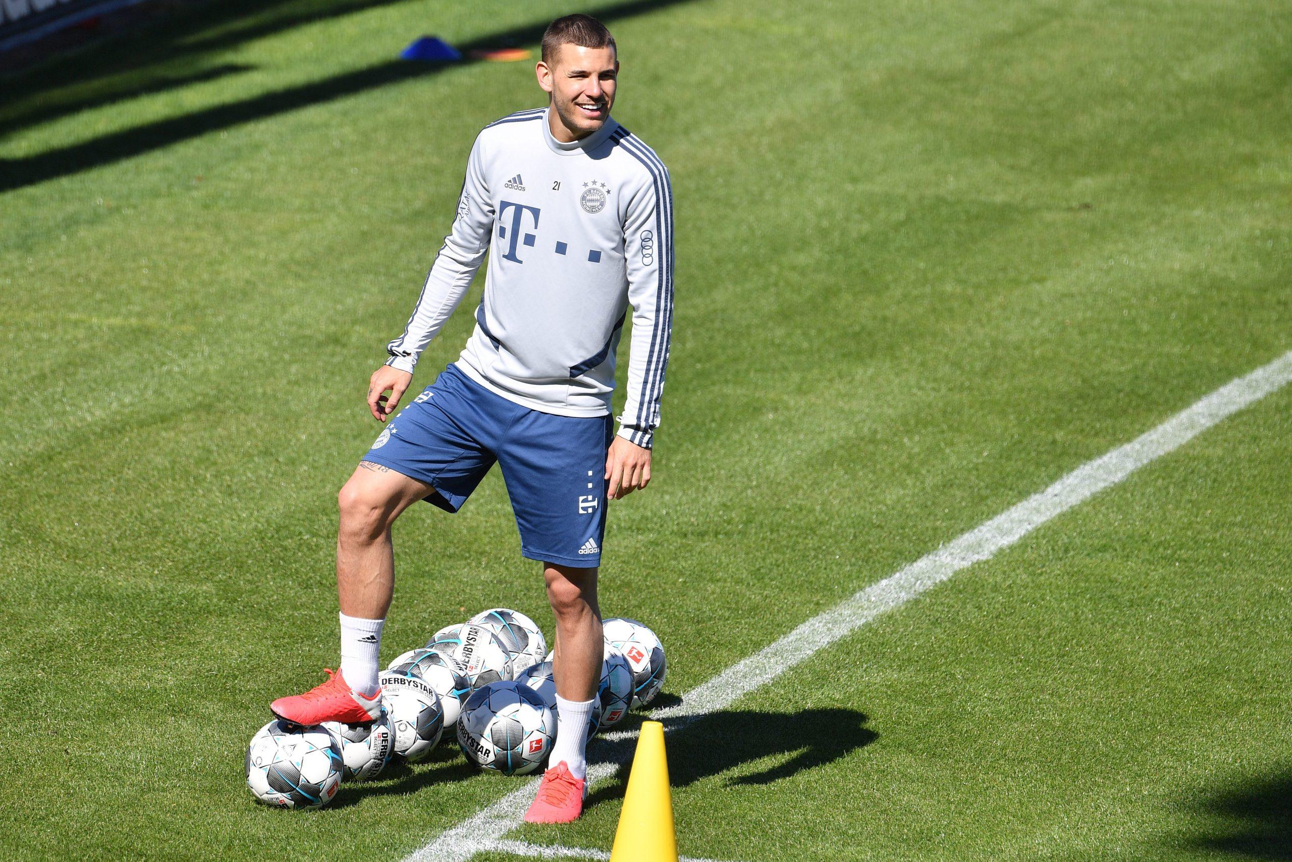 Mercato - Lucas Hernandez a demandé au Bayern de pouvoir partir au PSG, selon Foot Mercato