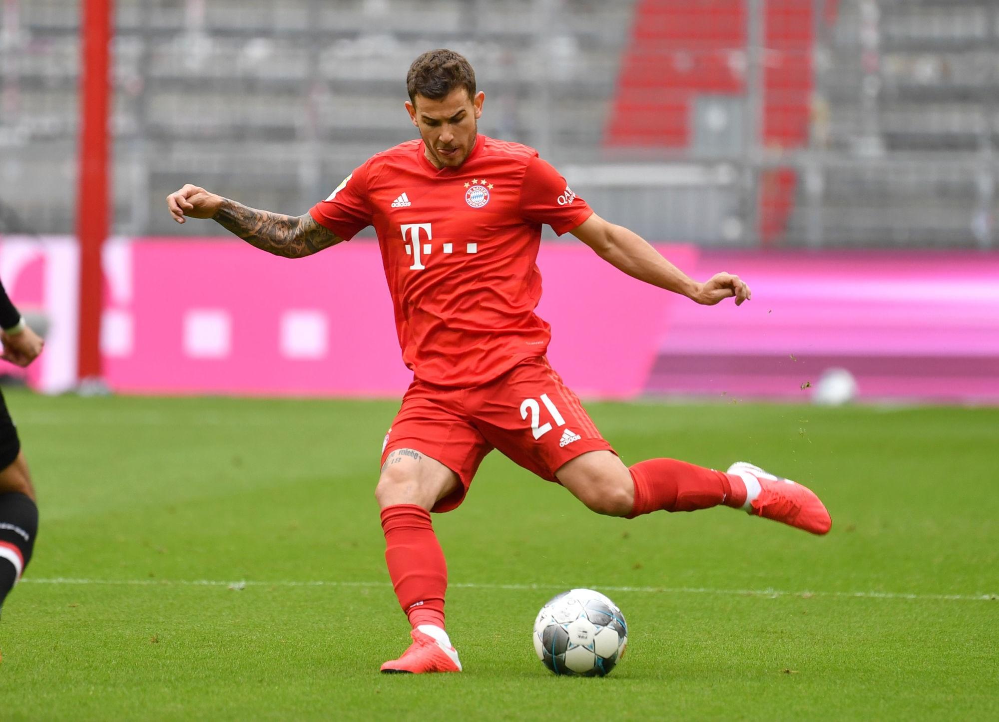 Mercato - Le Bayern Munich ne compte se séparer de Lucas Hernandez, souligne Sport Bild
