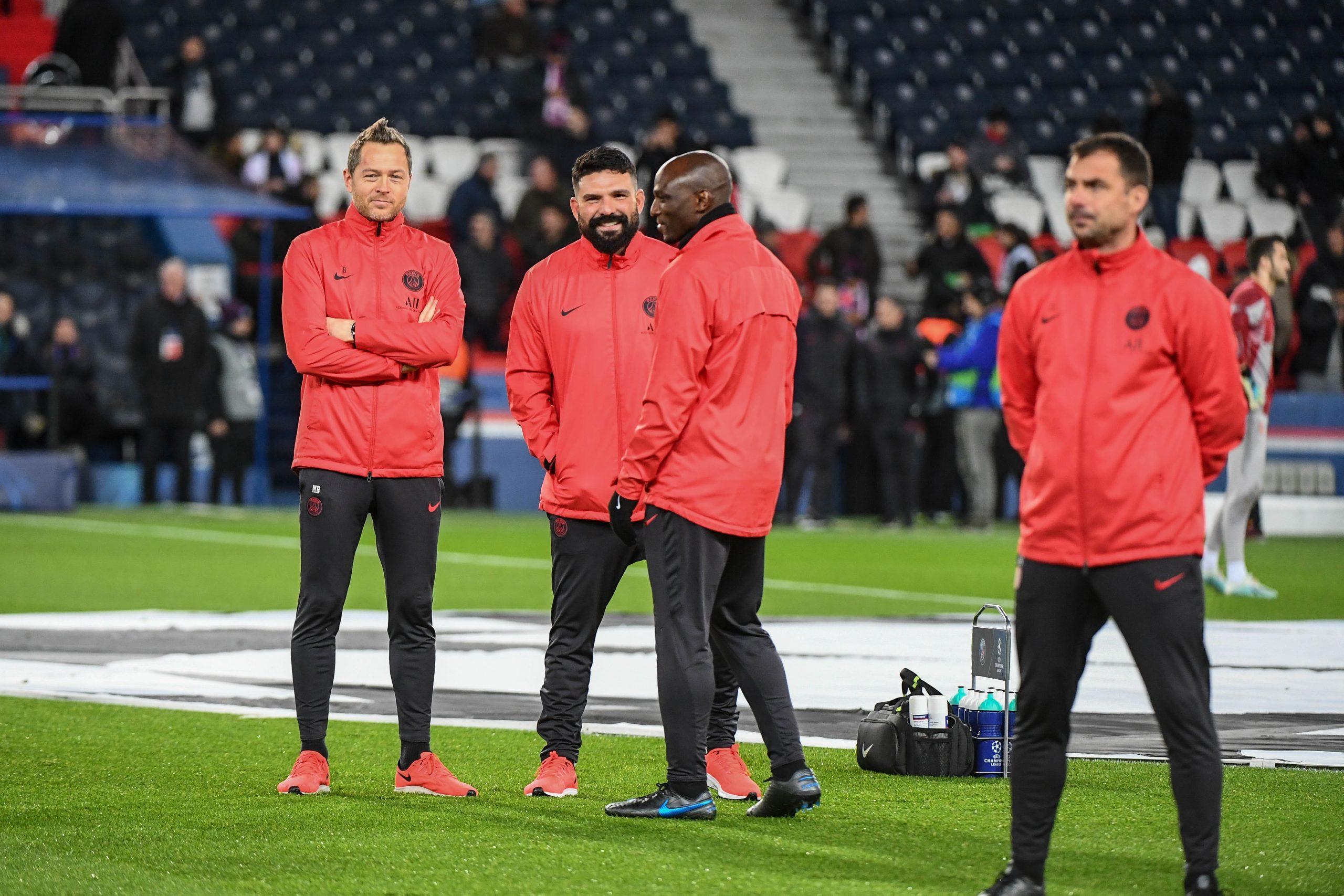 RMC Sport confirme les changements dans le staff médical du PSG