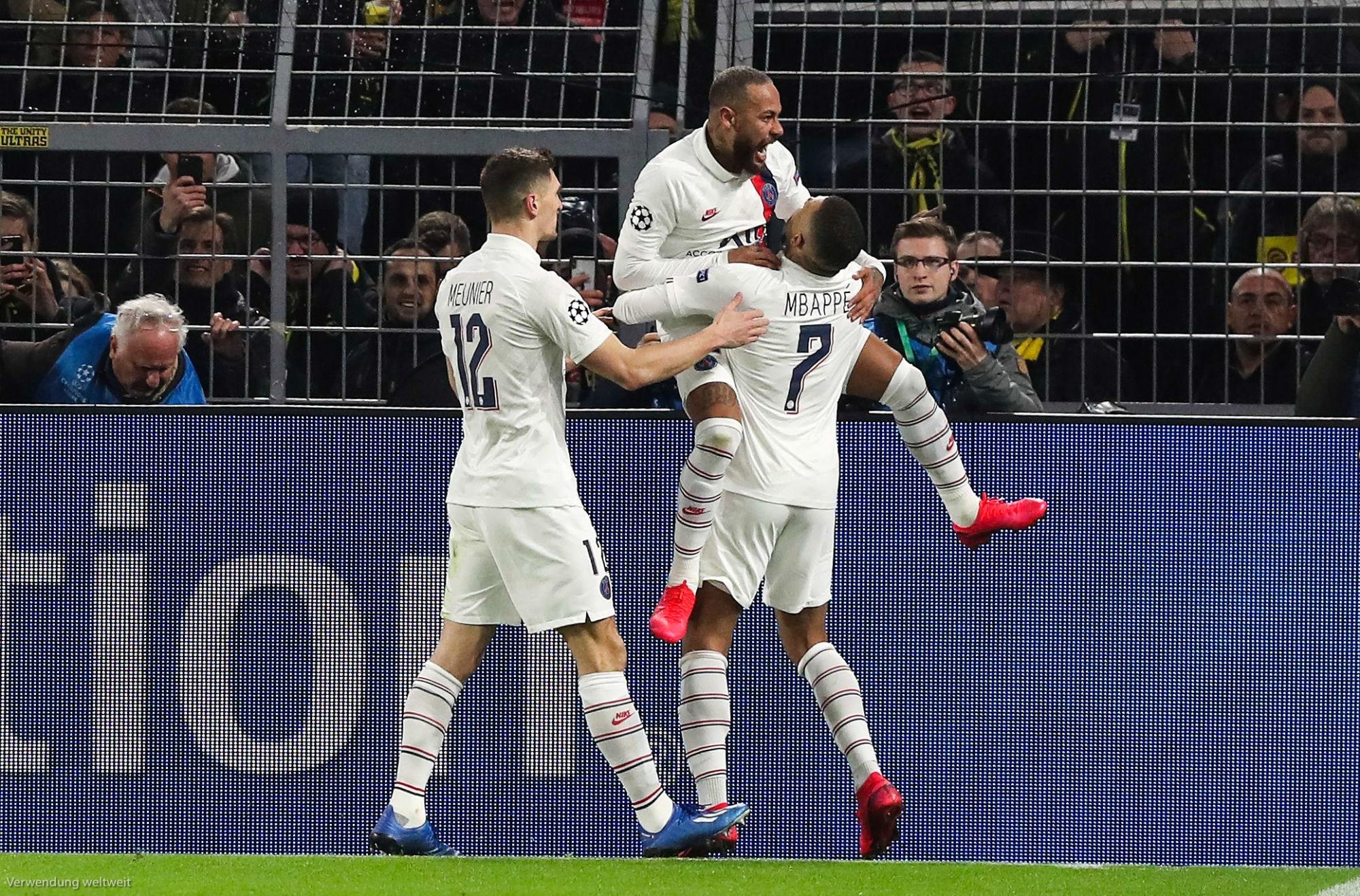 Les images du PSG ce mercredi : le club, Mbappé et Neymar fêtent le retour de la Ligue des Champions