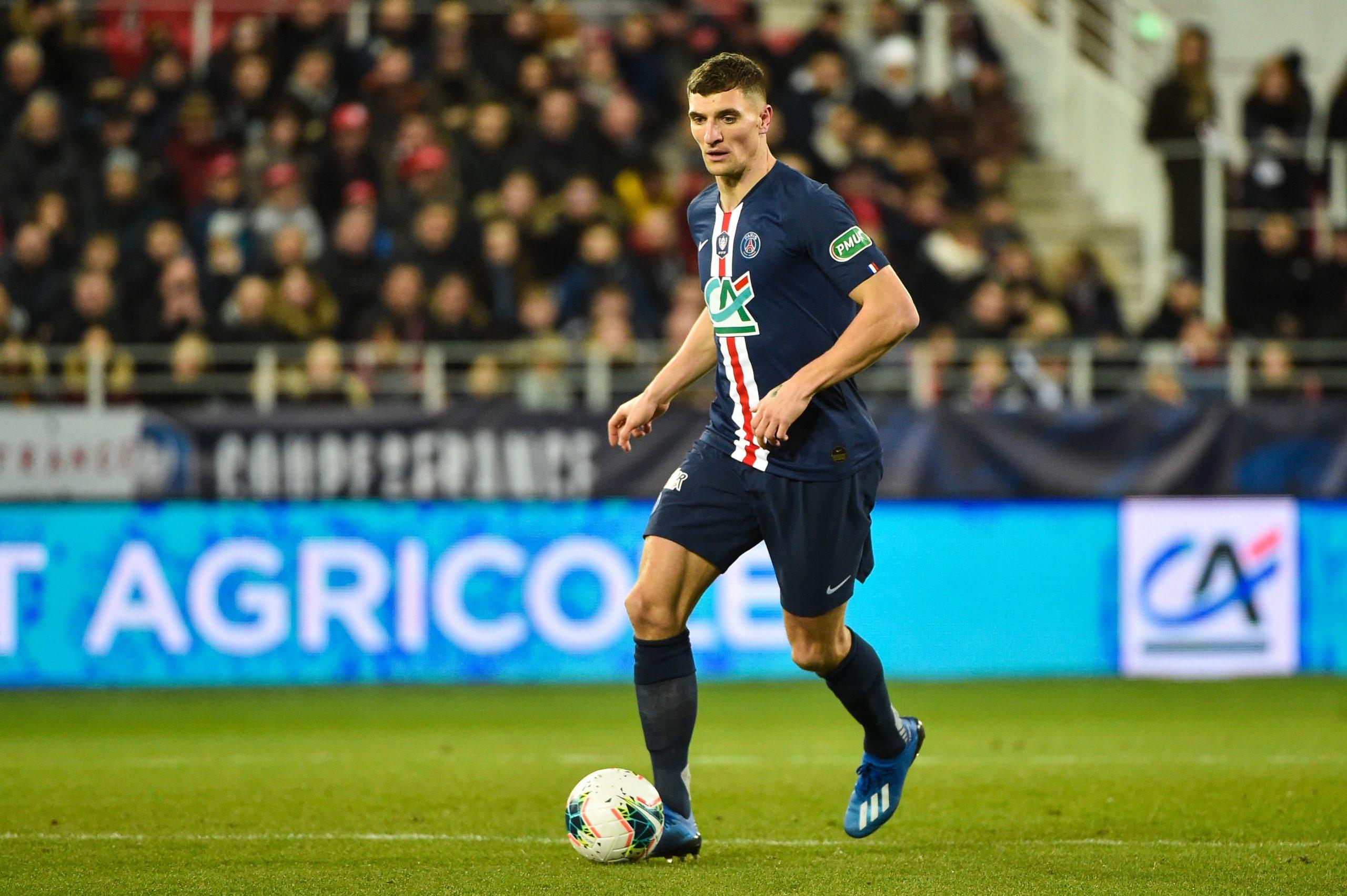 Officiel - Thomas Meunier quitte le PSG et signe au Borussia Dortmund