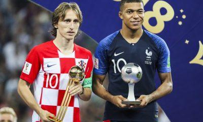 """Modric conseille à Mbappé de quitter le PSG pour """"dominer la scène du football"""""""