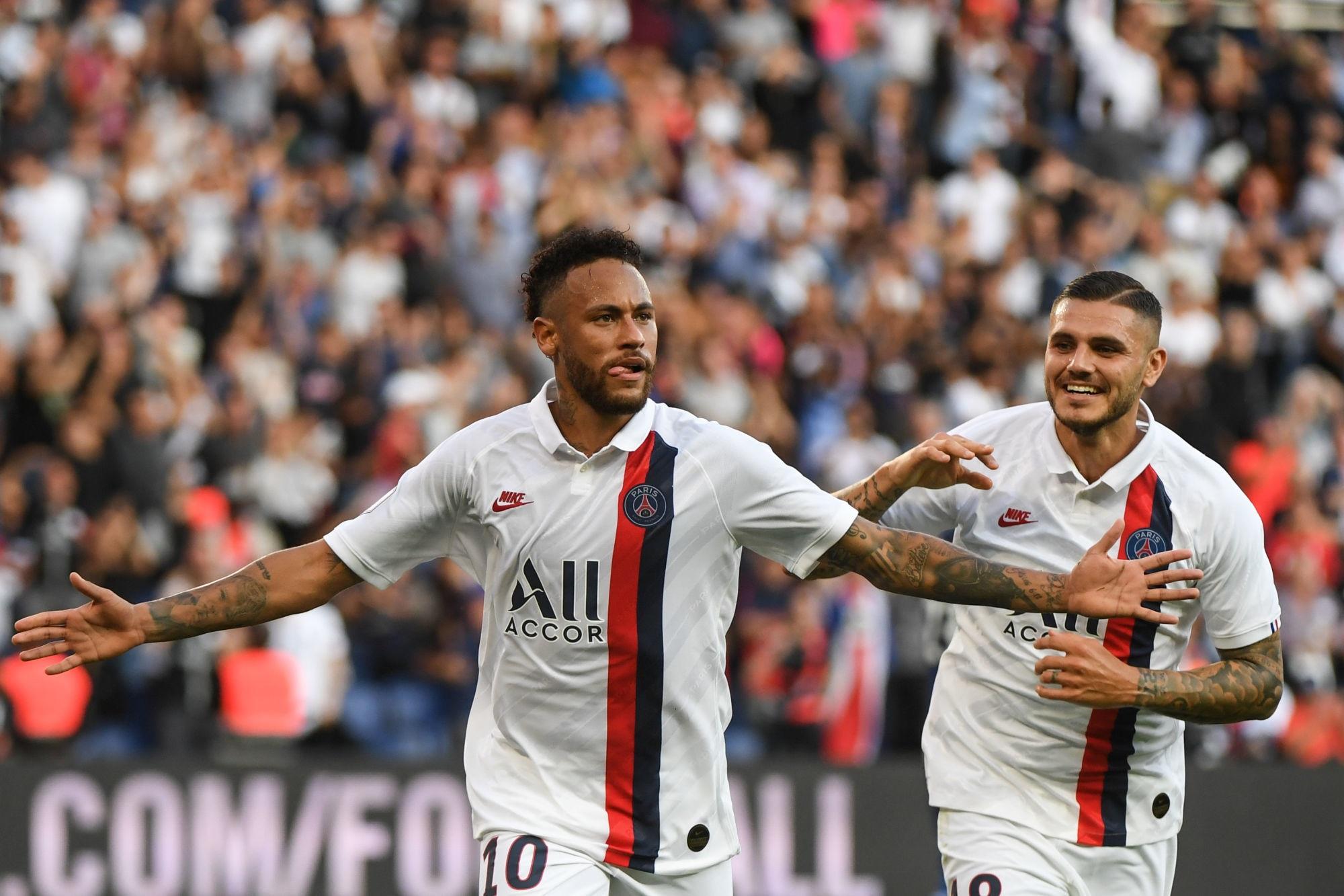 Le retourné de Neymar contre Strasbourg élu plus beau but du PSG cette saison
