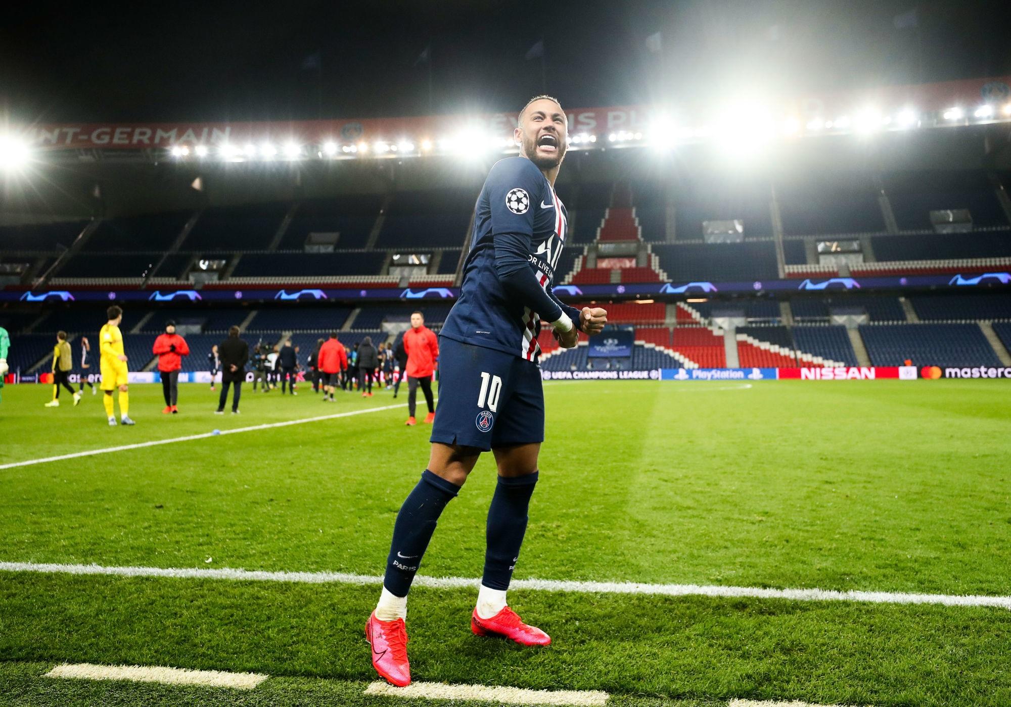 """Neymar annonce son envie de retrouver les terrain et """"écrire l'histoire"""" avec le PSG"""