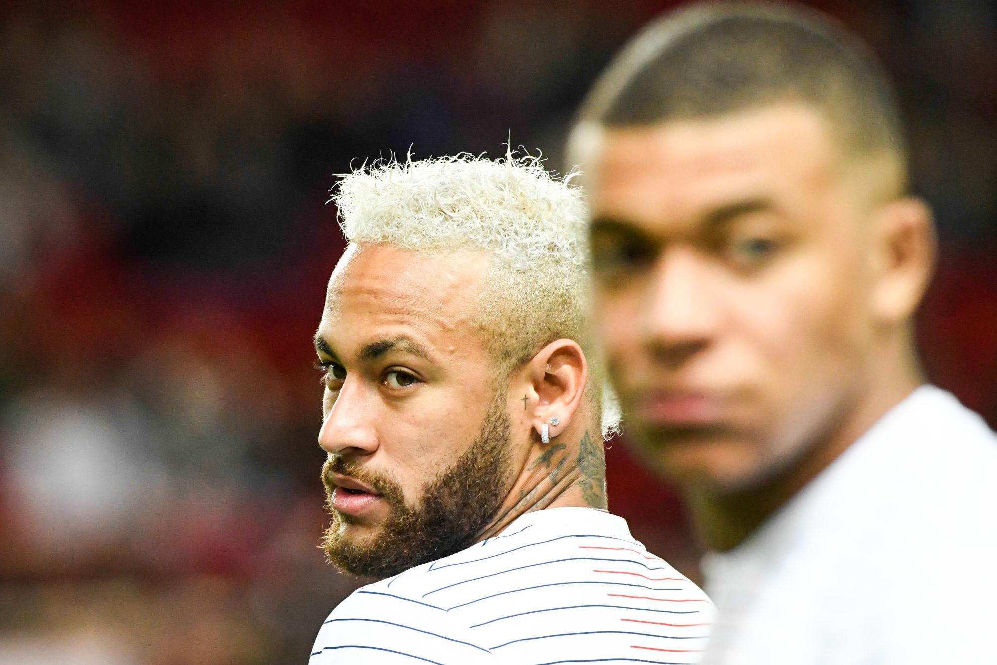 Alonzo assure qu'entre prolonger Mbappé et Neymar, le choix est facile