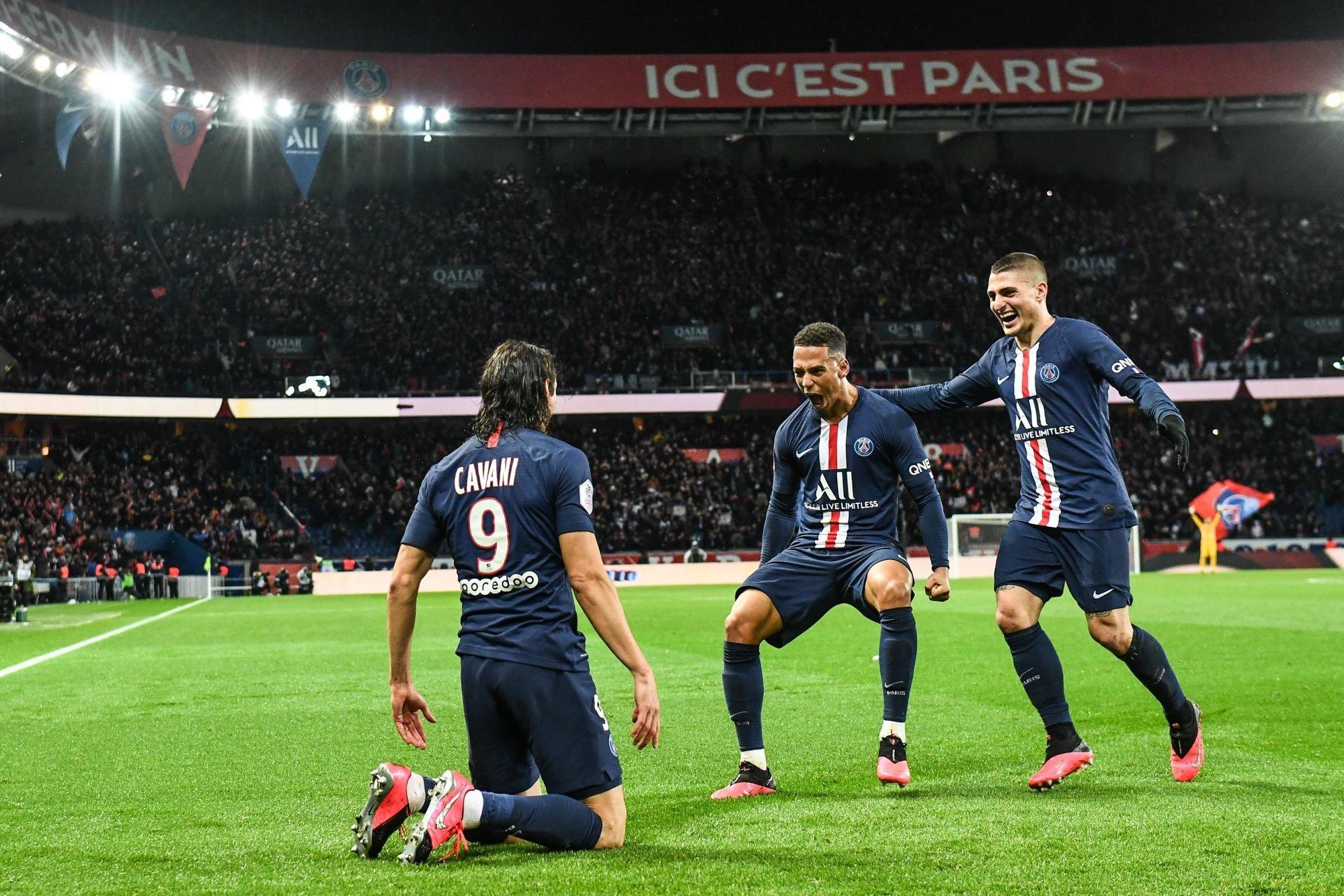 Revivez ce samedi à 21h le PSG/OL en Ligue 1 2019-2020