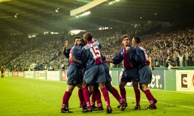 Revivez ce samedi à 21h le PSG/Rapid Vienne en finale de Coupe des Coupes 1995-1996