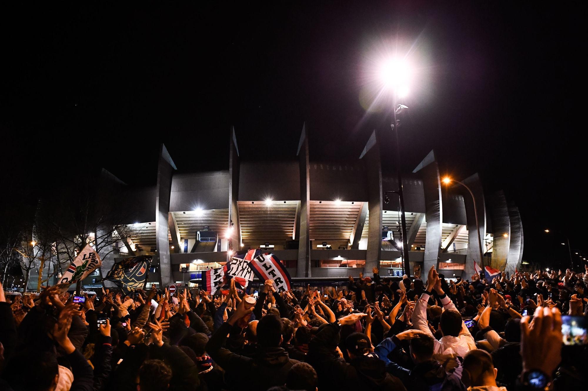 Le Parc des Princes 29e stade le plus chaud au monde, d'après France Football