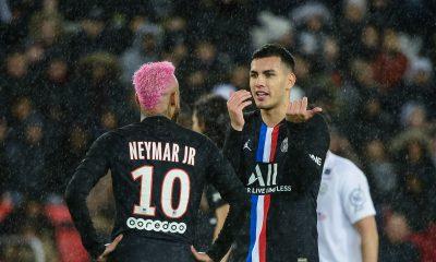Paredes veut remporter la LDC avant de revenir à Boca Juniors, où il aimerait ramener Neymar