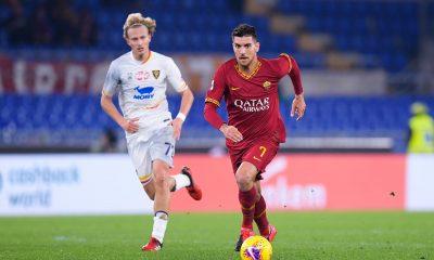 Mercato - L'AS Rome ne pense pas que Pellegrini partira malgré sa clause libératoire