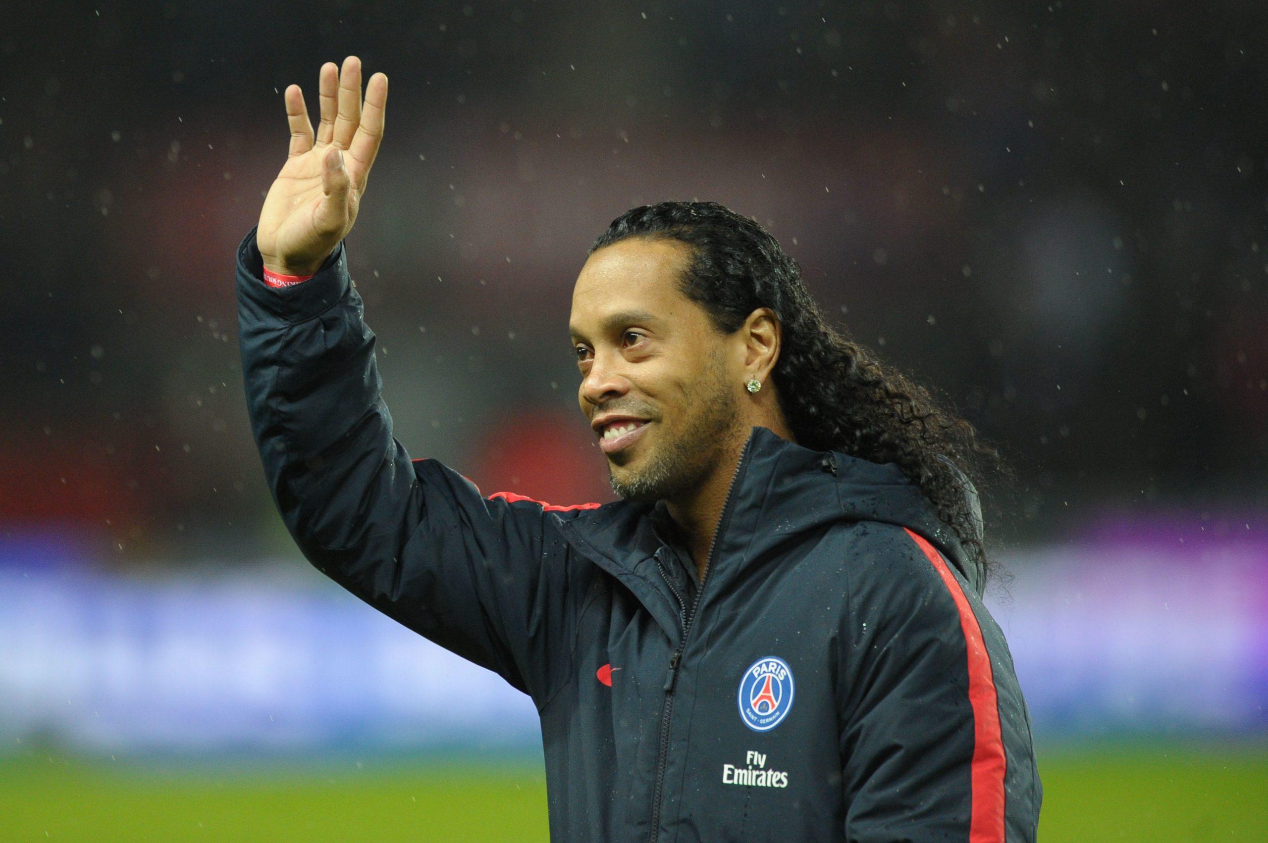 Luccin marqué par Ronaldinho au PSG «Sa créativité avec le ballon était incroyable»