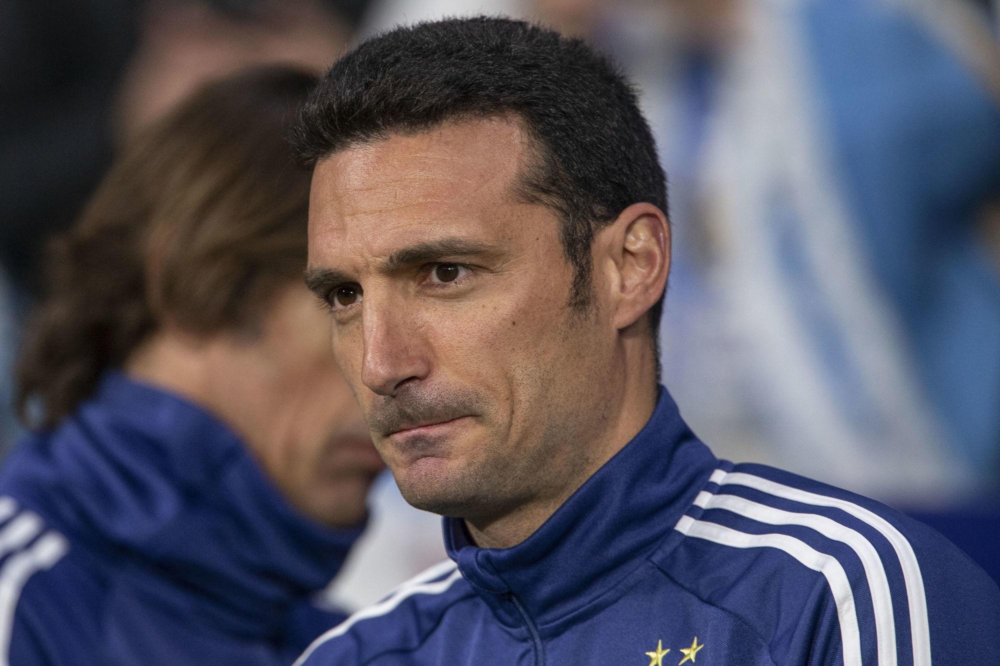 """Le sélectionneur argentin Lionel Scaloni assure qu'Icardi """"a la porte de la sélection ouverture"""""""