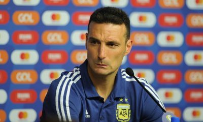 """Lionel Scaloni assure qu'Icardi est toujours """"dans les plans"""" de l'Argentine"""