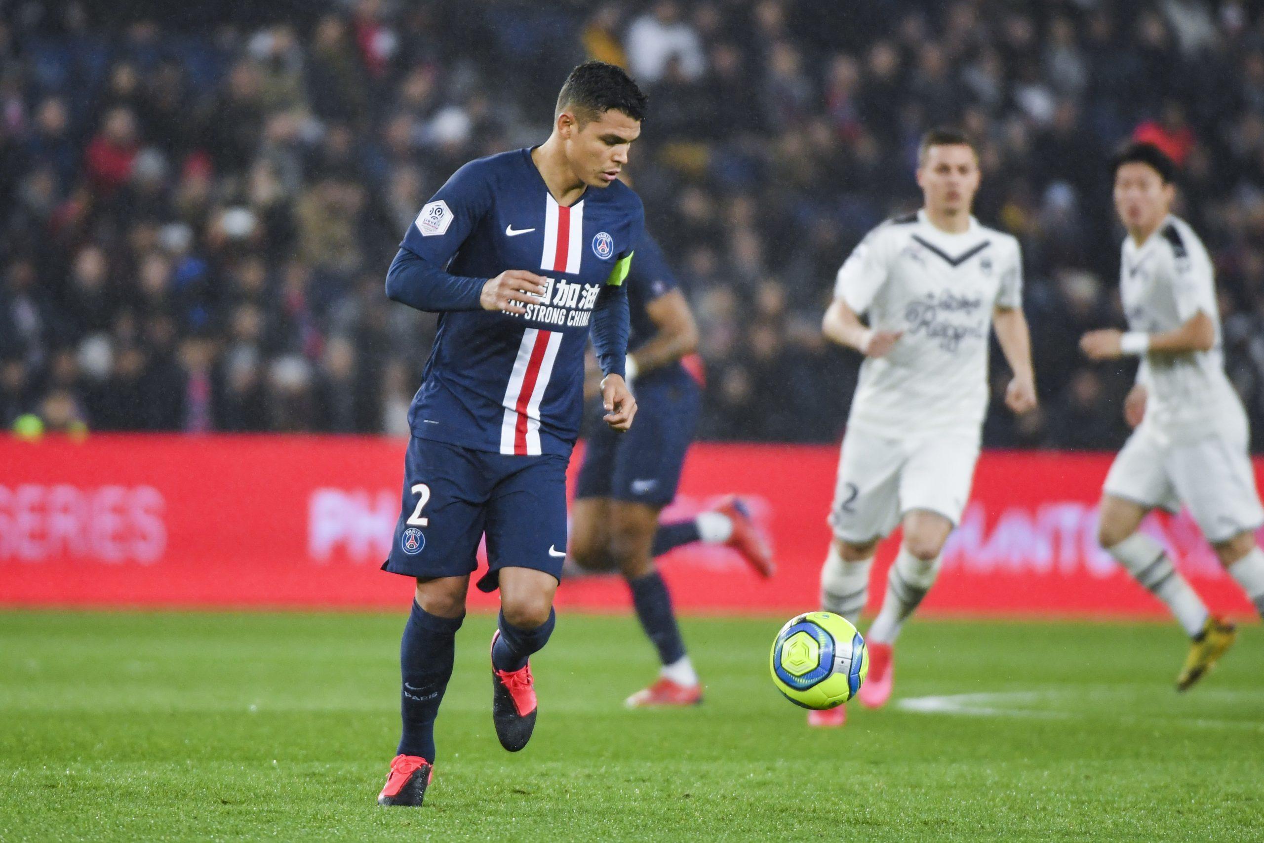 """Thiago Silva était prêt à fait un """"effort mais pas des sacrifices"""" pour rester au PSG"""