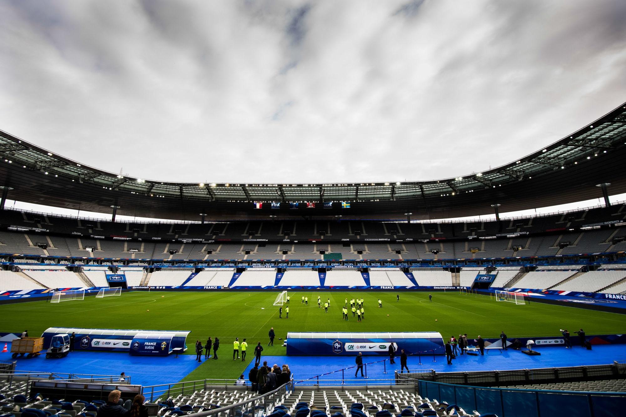La FFF et la LFP espèrent au moins 20 000 supporters au Stade de France pour les finales