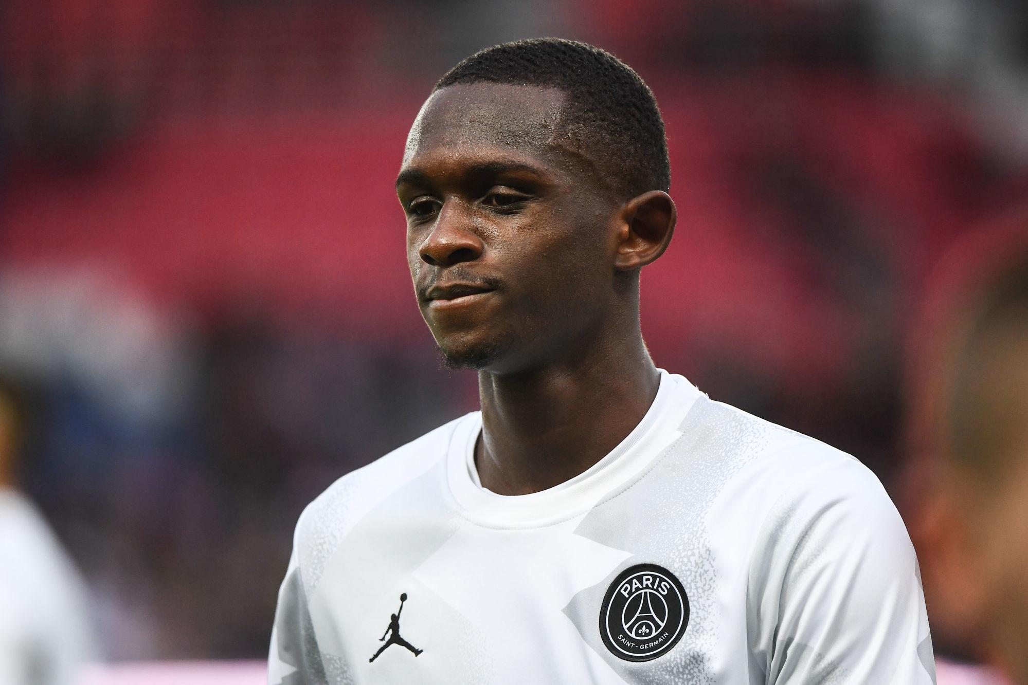Mercato - Kouassi a changé d'avis et va quitter le PSG, confirme Le Parisien