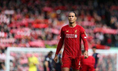 Mercato - Van Dijk a repoussé le PSG pour prolonger à Liverpool, raconte The Sun