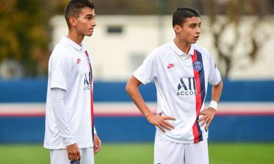 Officiel - Ayoub Yousfi quitte le PSG pour signer à Angers