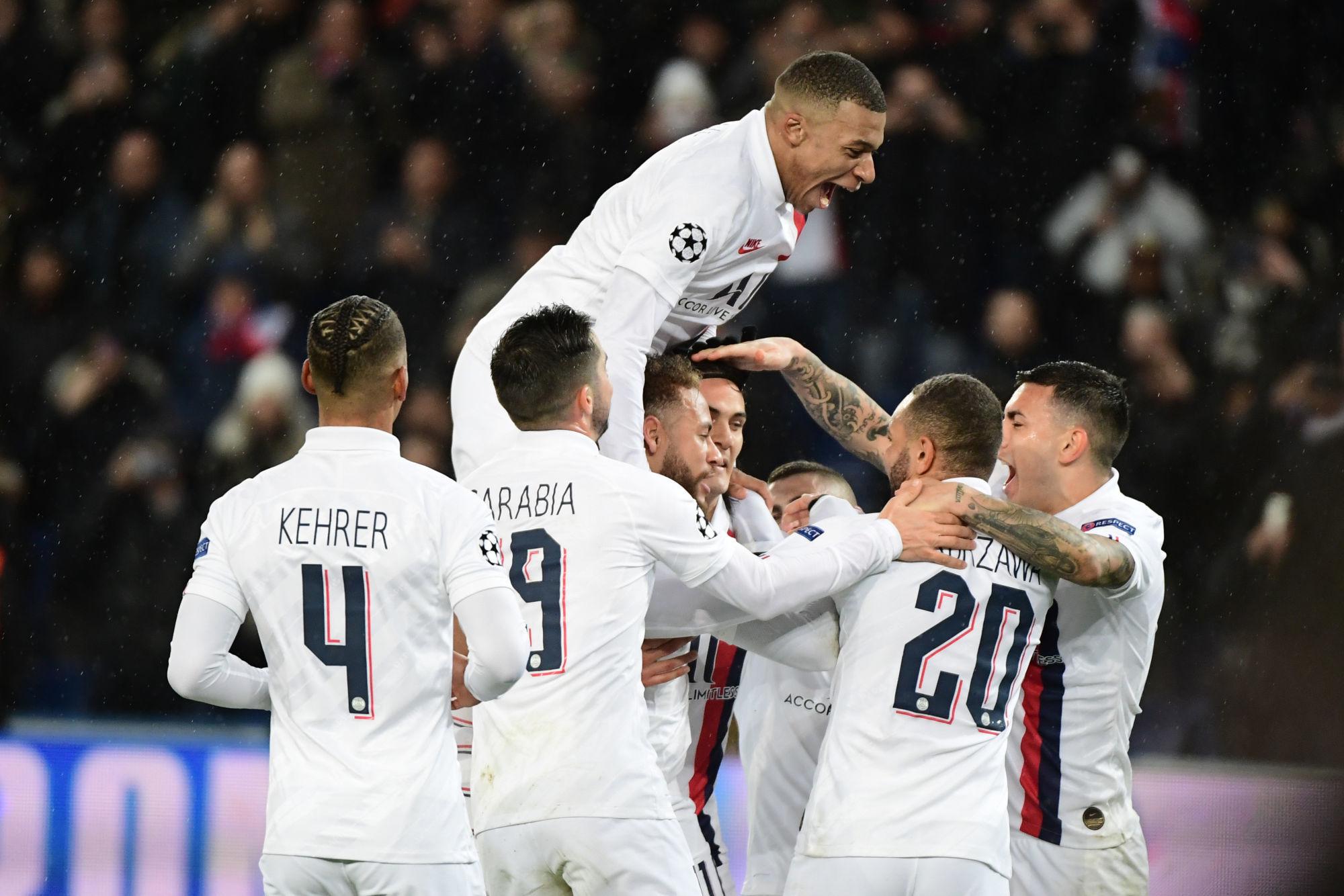 22% des Français voient le PSG favori en Ligue des Champions