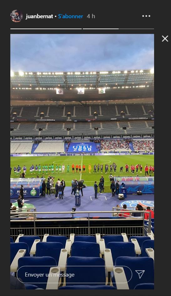Les images du PSG ce vendredi : Célébration de la Coupe de France