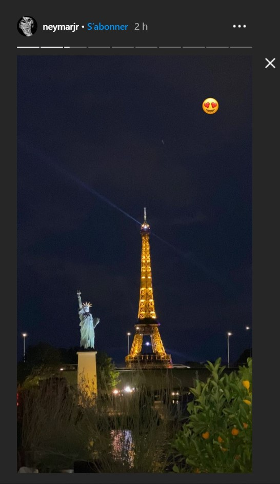 Les images du PSG ce mardi : Repos et fête nationale