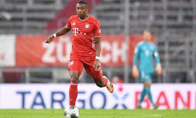 Mercato - Alaba ne veut pas aller au PSG ou à Manchester City, annonce Sport Bild