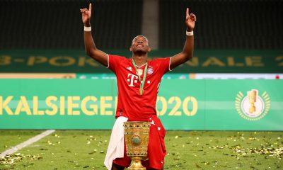 Mercato - Alaba, un temps évoqué au PSG, devrait prolonger au Bayern Munich