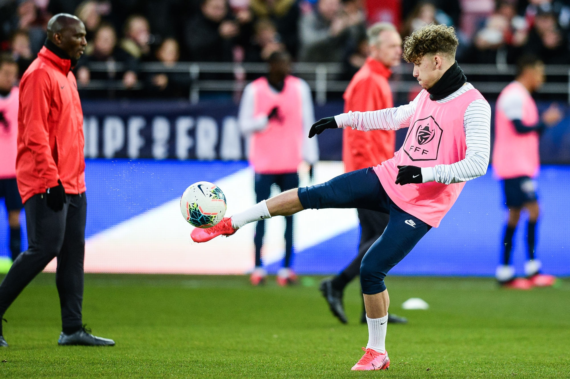 Aouchiche à l'ASSE, Le Parisien confirme la signature et l'absence pour la finale de Coupe de France
