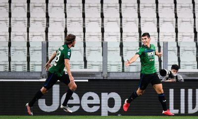 L'Atalanta a fait forte impression lors du match nul contre la Juventus