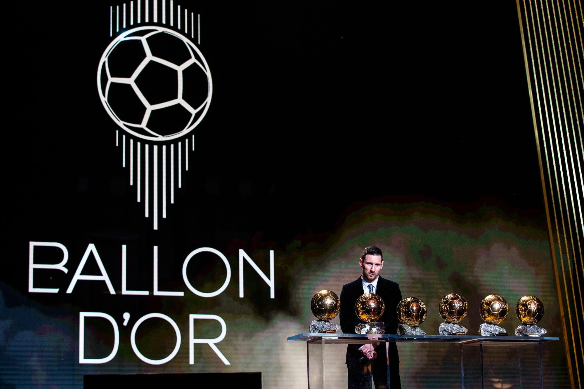 Officiel - Il n'y aura pas de Ballon d'Or 2020, France Football explique pourquoi
