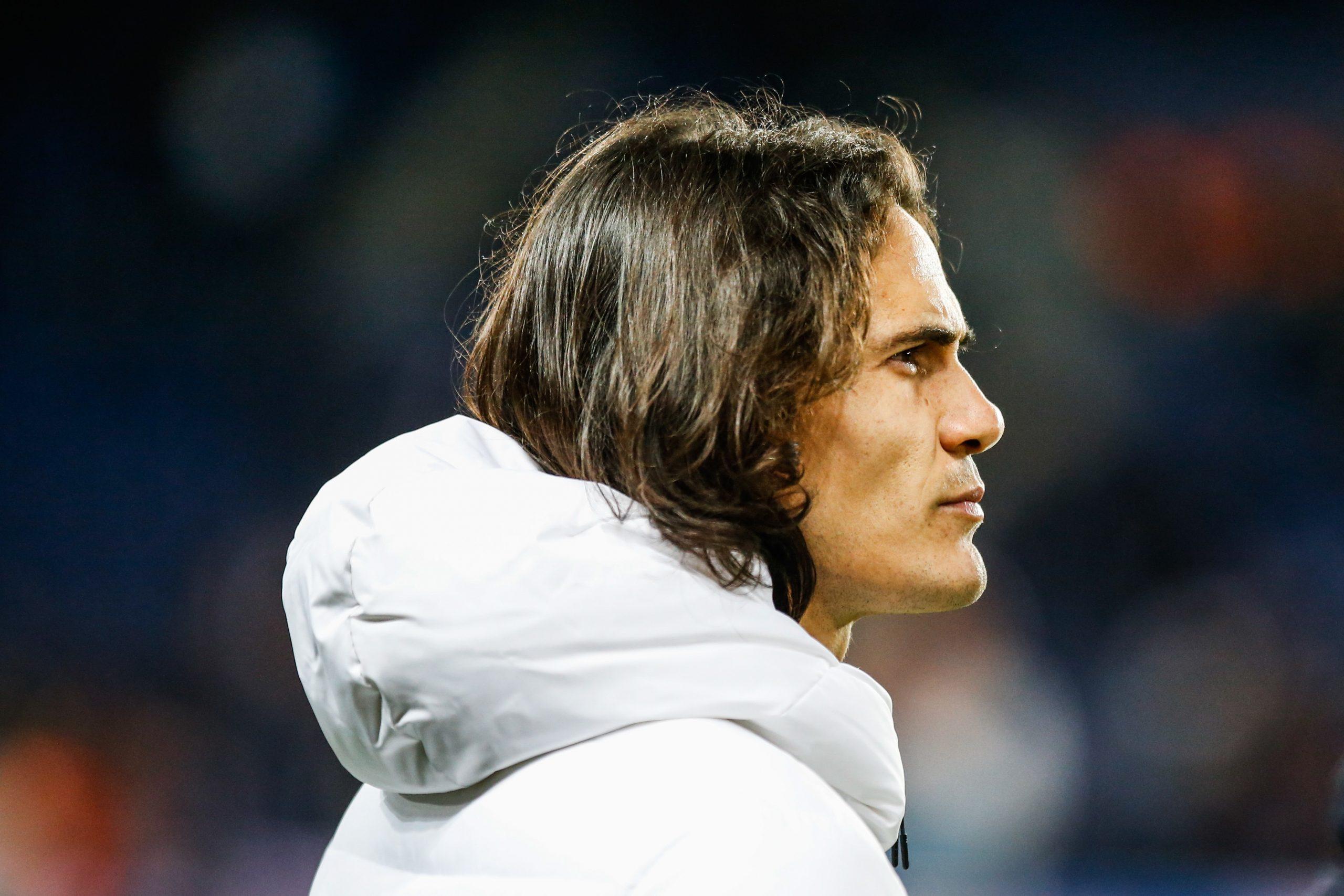 Mercato - Cavani intéresse l'AS Rome, mais c'est loin d'être signé selon le Corriere dello Sport