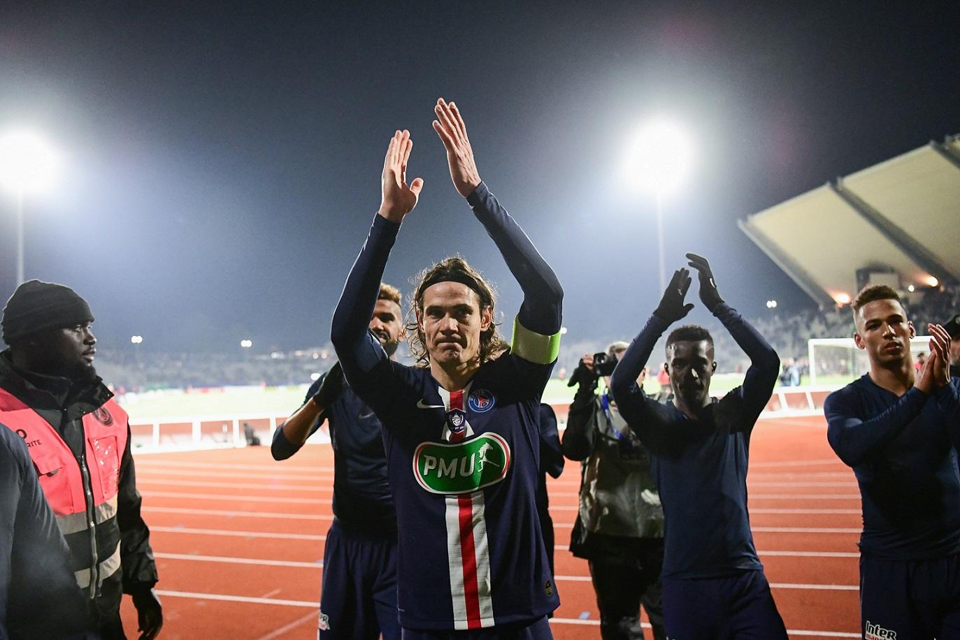 """Mercato - Benfica """"rêve"""" de Cavani, assure Record"""