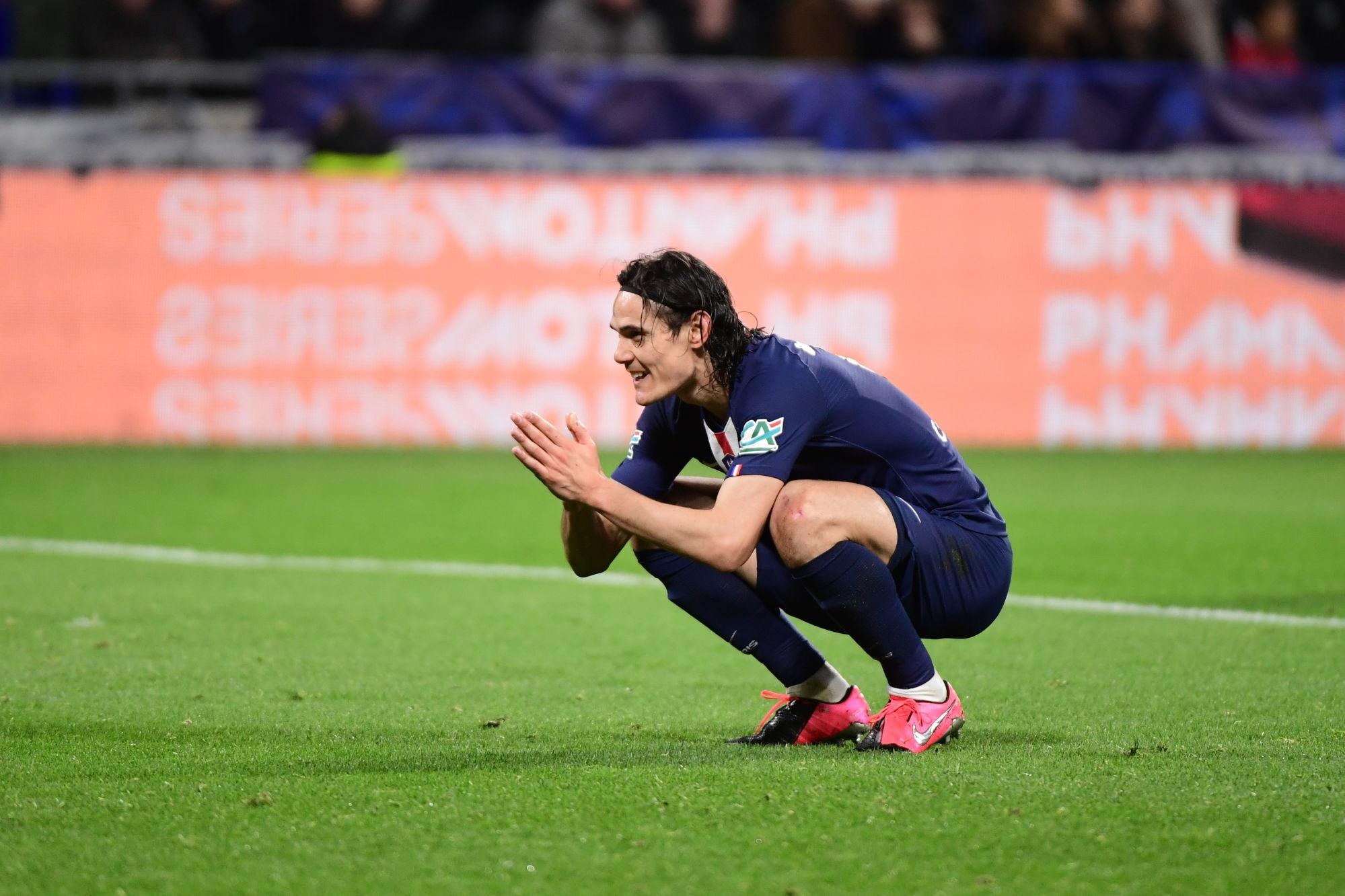 Mercato - Cavani n'ira finalement pas au Benfica, selon Record