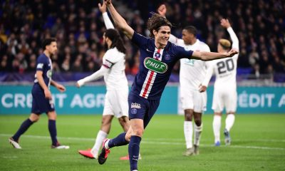 Kollar place Cavani au 5e rang des meilleurs buteurs de l'histoire du PSG, Ibrahimovic est 1er