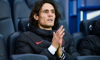 Mercato - Cavani se dirige vers l'AS Rome, confirme Olé