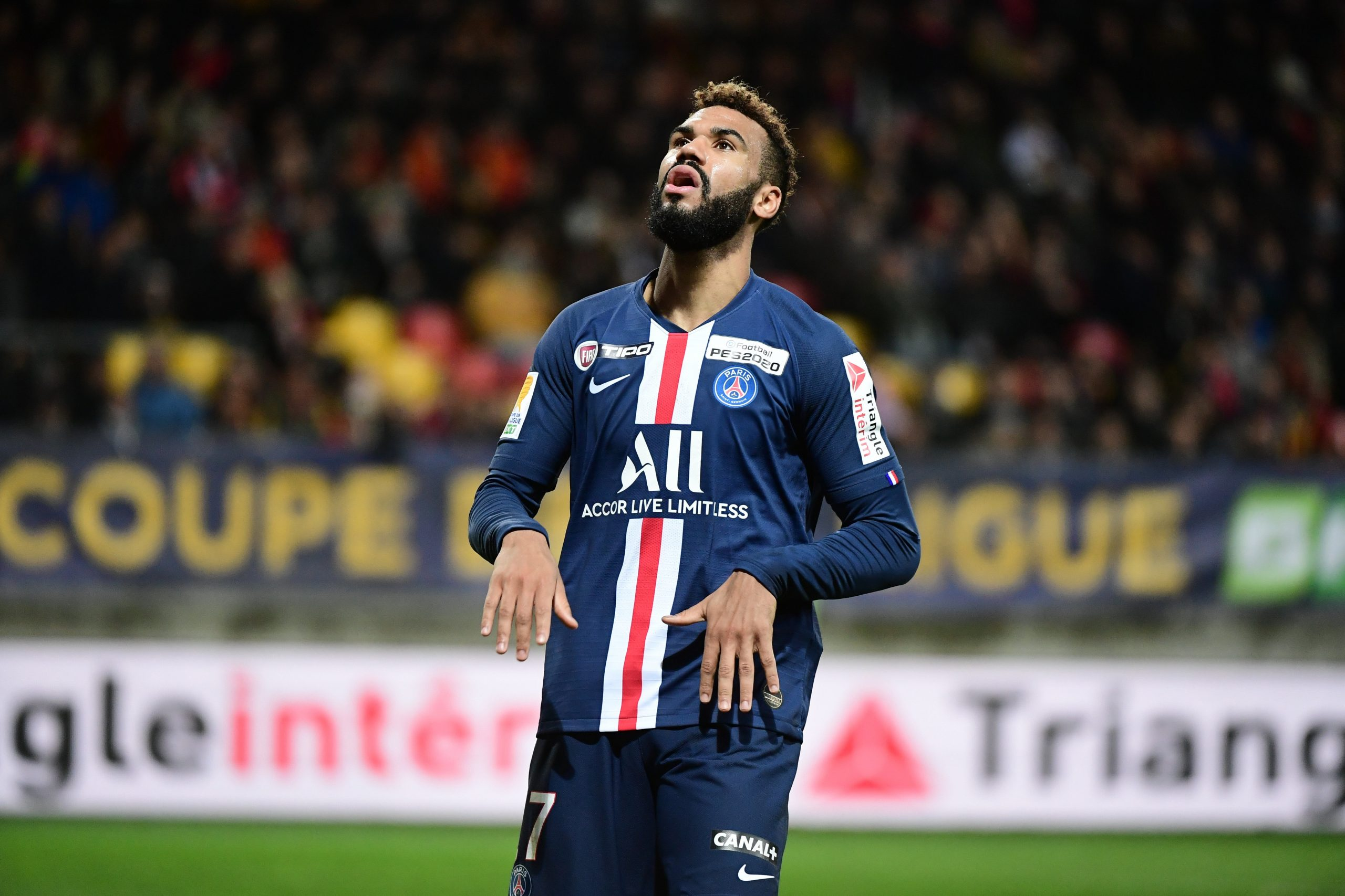 "Choupo-Moting dans le top 10 des ""exploits individuels"" de la Ligue 1 2019-2020"
