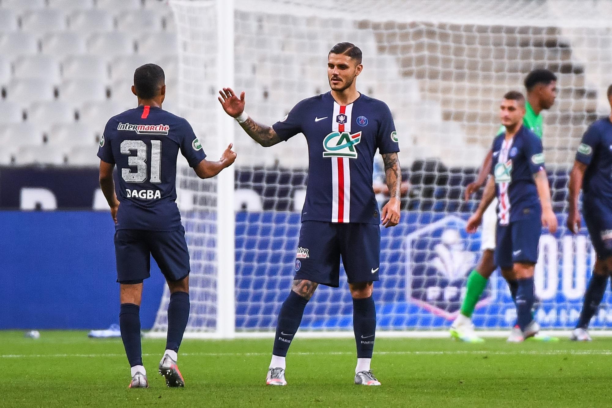 """Damiano expliqu'Icardi est le nouvel atout majeur du PSG """"Il peut faire franchir ce cap en LDC"""""""