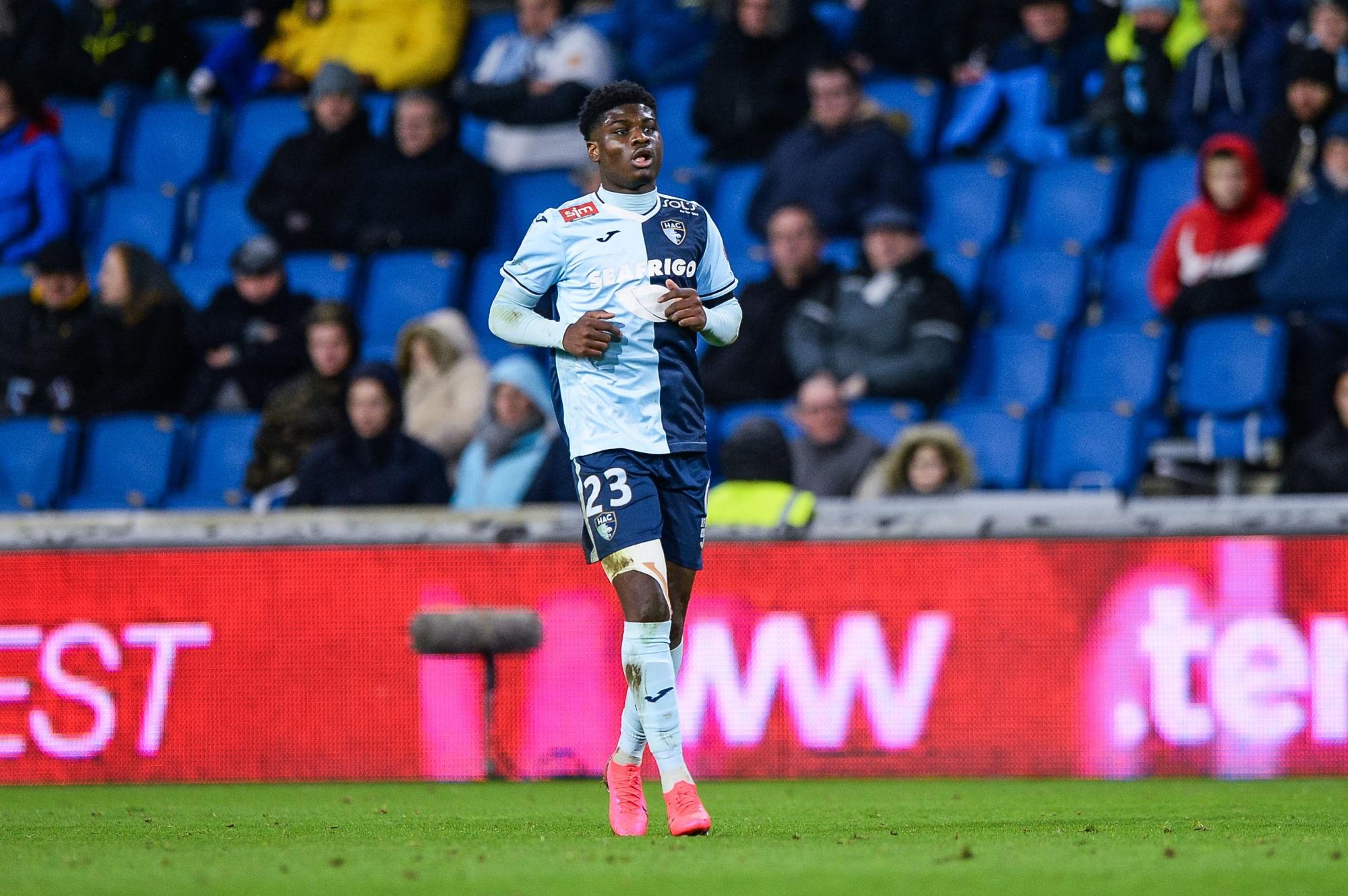 Mercato - Le prêt de Dina Ebimbe à Dijon confirmé par RMC Sport, qui évoque une option d'achat