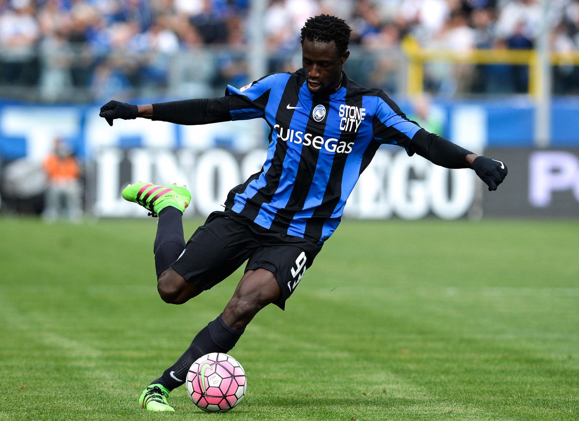 """LDC - Dramé est sûr que """"l'Atalanta a les cartes en main pour battre le PSG"""""""