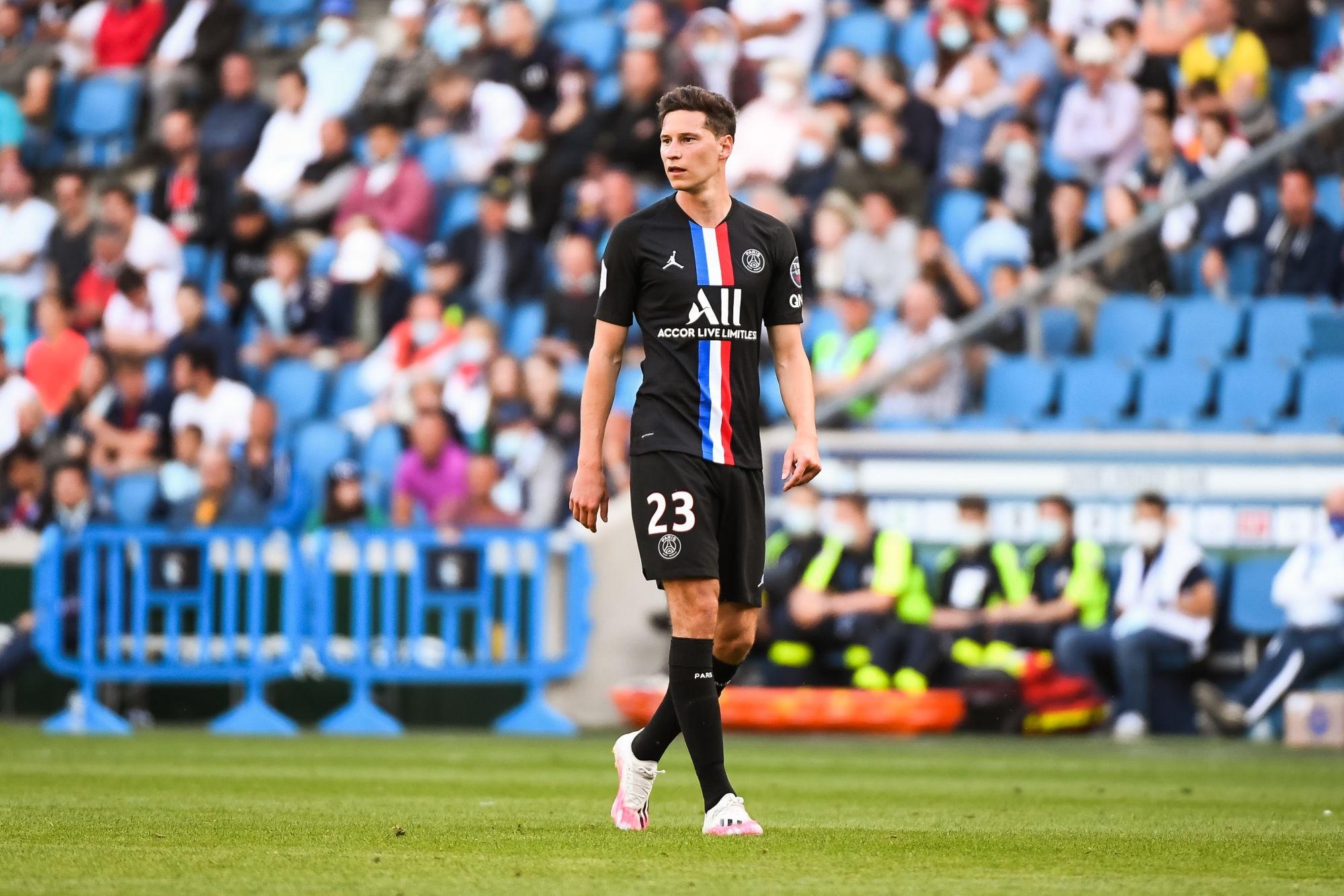 Mercato - Draxler ne partira finalement pas au Hertha Berlin, selon Sky