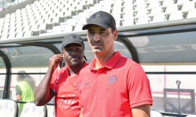 Echouafni évoque la préparation du PSG et la demi-finale face à Bordeaux