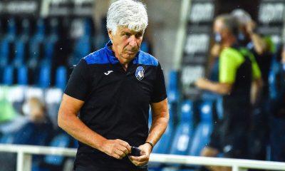 Gasperini annonce que l'Atalanta est déjà concentré sur la Ligue des Champions et le PSG