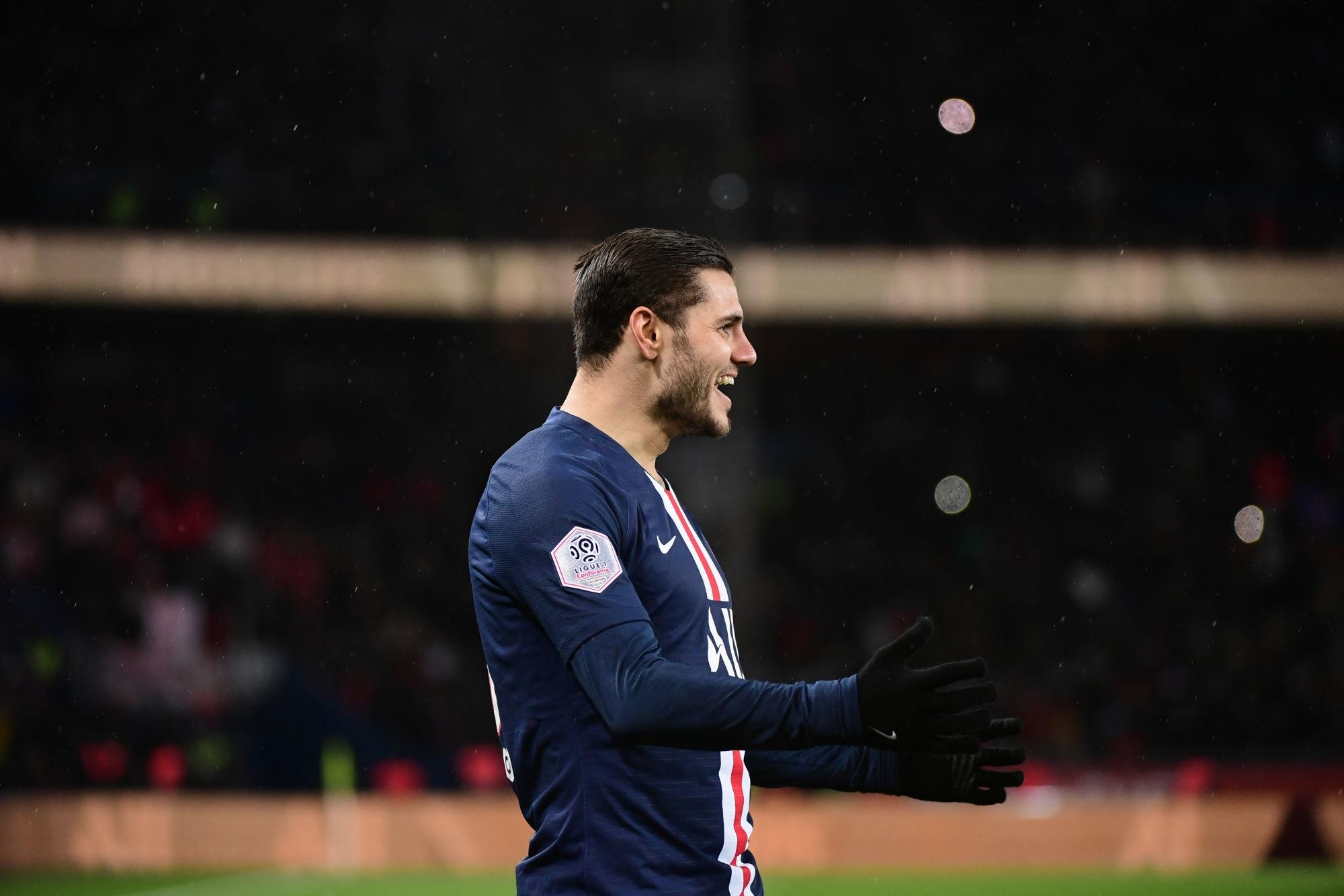 """Icardi se confie sur son transfert au PSG et la fin de la saison 2019-2020 """"nous voulons gagner"""""""
