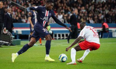 Mercato - Mbe Soh veut quitter le PSG, Bordeaux et des clubs étrangers intéressés selon Le Parisien