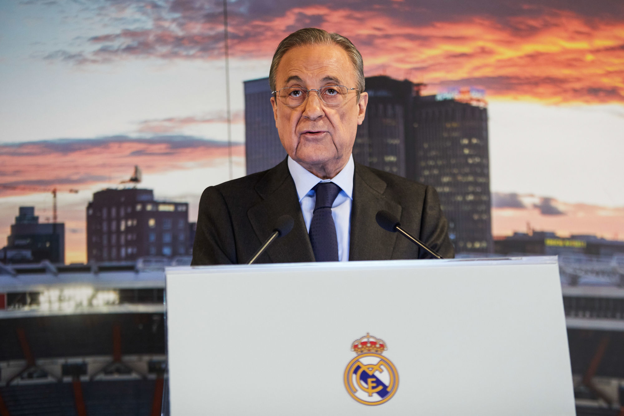 Super League - Pérez annonce que le PSG n'est pas invité et écarte les sanctions de l'UEFA
