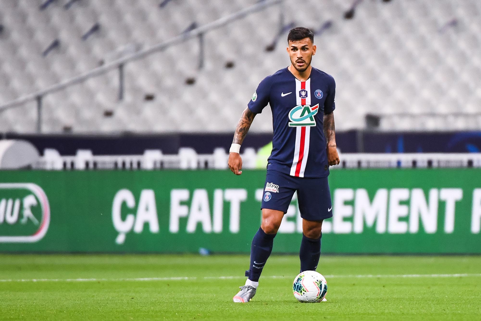 Paredes revient sur la finale contre Saint-Étienne, évoque sa situation au PSG et l'OL